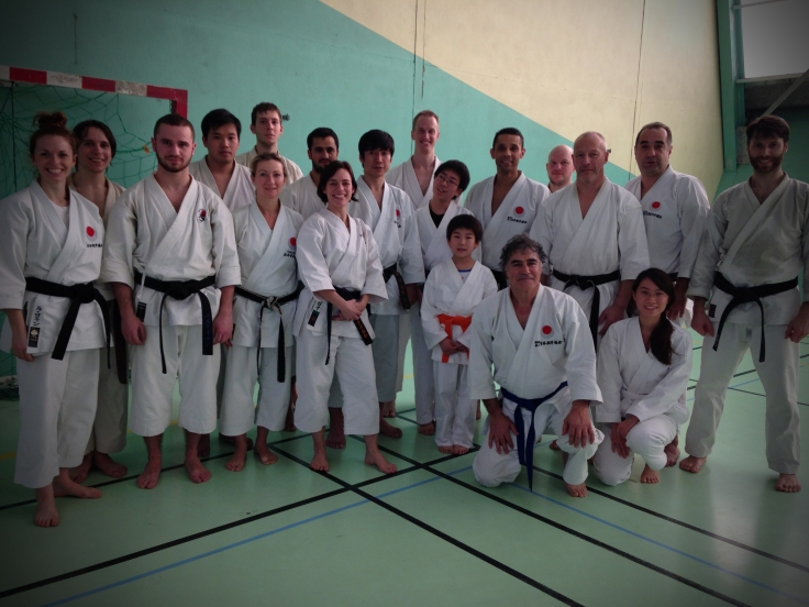 JKA Christmas Camp 2013