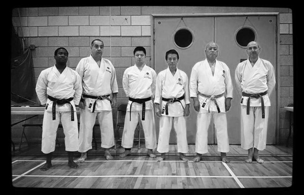 JKA Windsor Spring Camp 2016